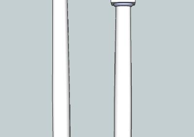 300mm kolonn